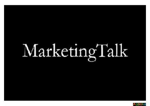 Marketing Talk